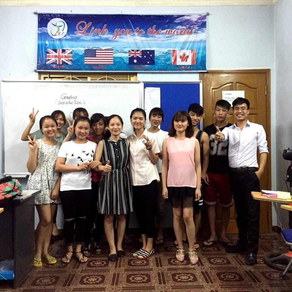 Trung tâm ngoại ngữ Tomato chuyên dạy tiếng anh toeic Uy tín