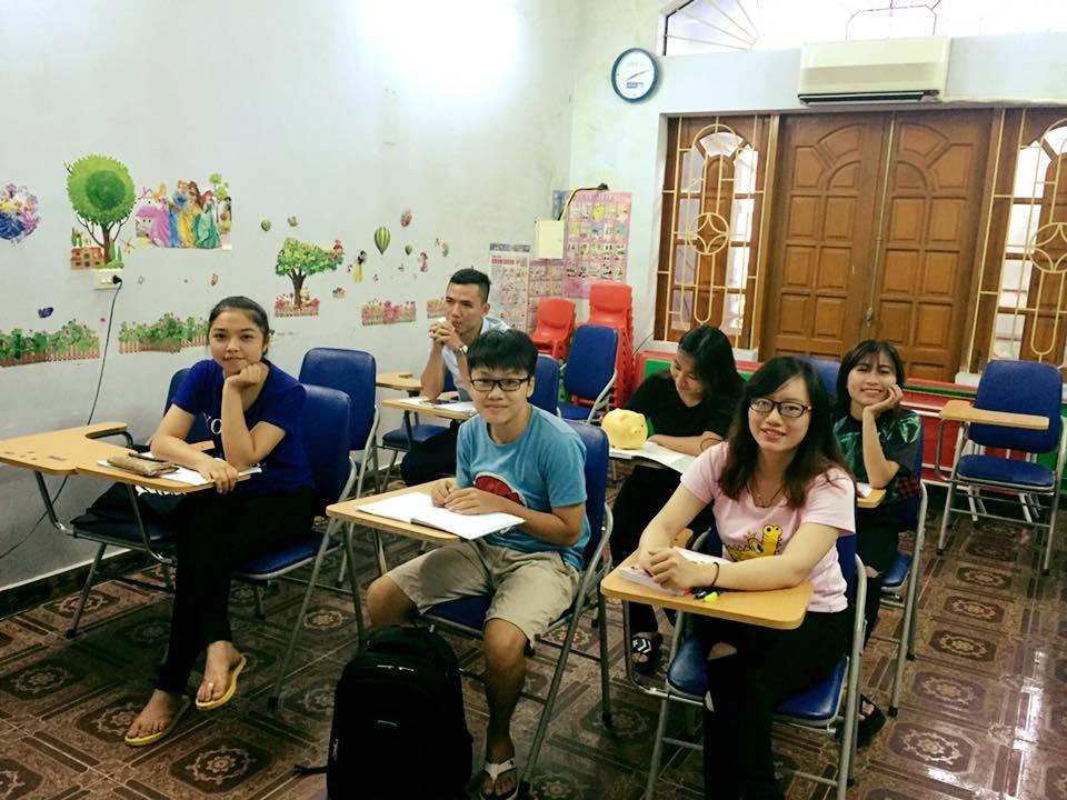 Học tiếng Hàn sơ cấp Hải Phòng