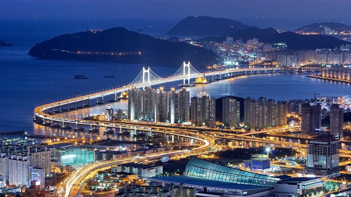 Busan Hàn Quốc