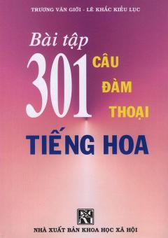 Cần bán sách bài tập 301 câu đàm thoại tiếng Hoa