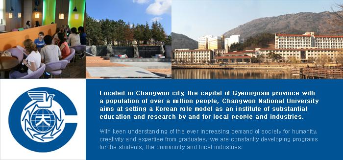 Đại học Quốc gia Changwon Hàn Quốc