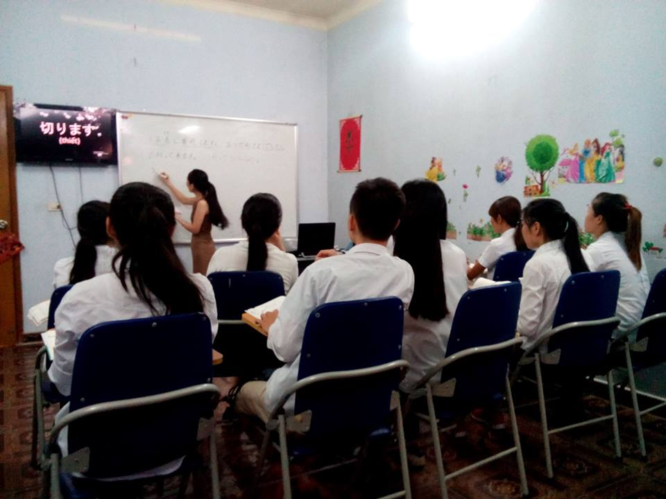 Học tiếng Nhật cấp tốc Hải Phòng
