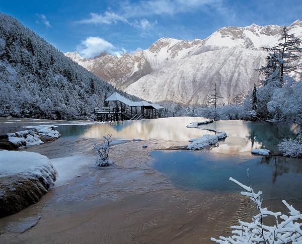 địa điểm du lịch mùa đông ở Trung Quốc