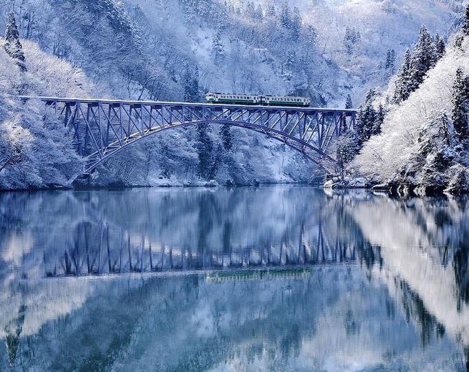điểm đến nổi tiếng Nhật Bản mùa đông
