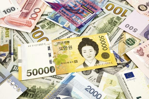 đồng Won của Hàn Quốc
