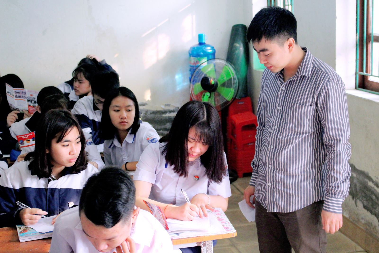 Tư vấn Du học Đức ở Thái Bình