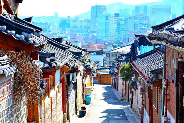Du lịch Hàn Quốc và những ngôi nhà đặc sắc