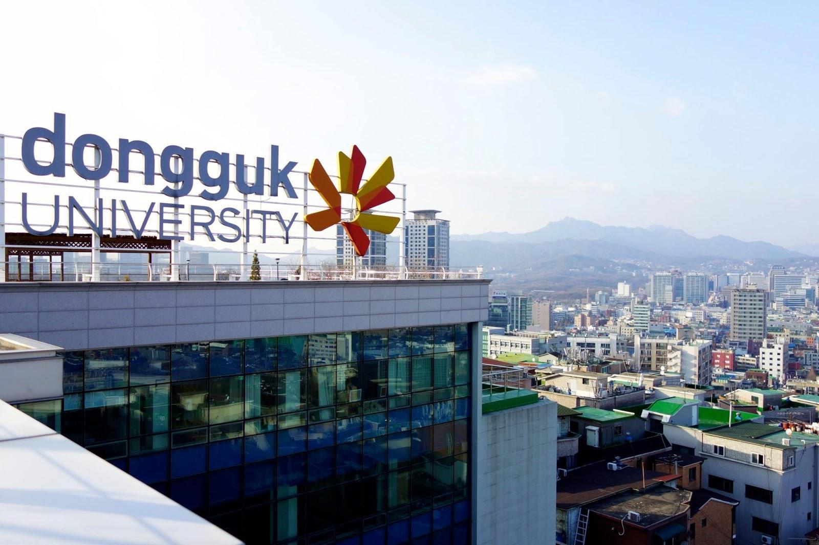 Đại học Dongguk Hàn Quốc
