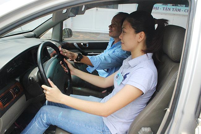 Tư vấn học lái xe oto b2 Hải Phòng