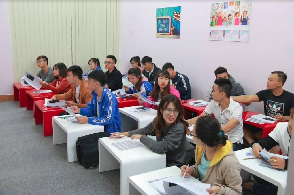 Học tiếng anh giao tiếptại quận Ngô Quyền Hải Phòng