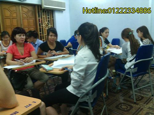 Học tiếng Anh Hải Phòng