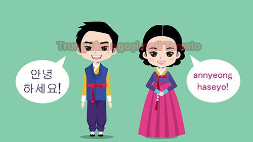Học tiềng Hàn để trở thành phiên dịch viên