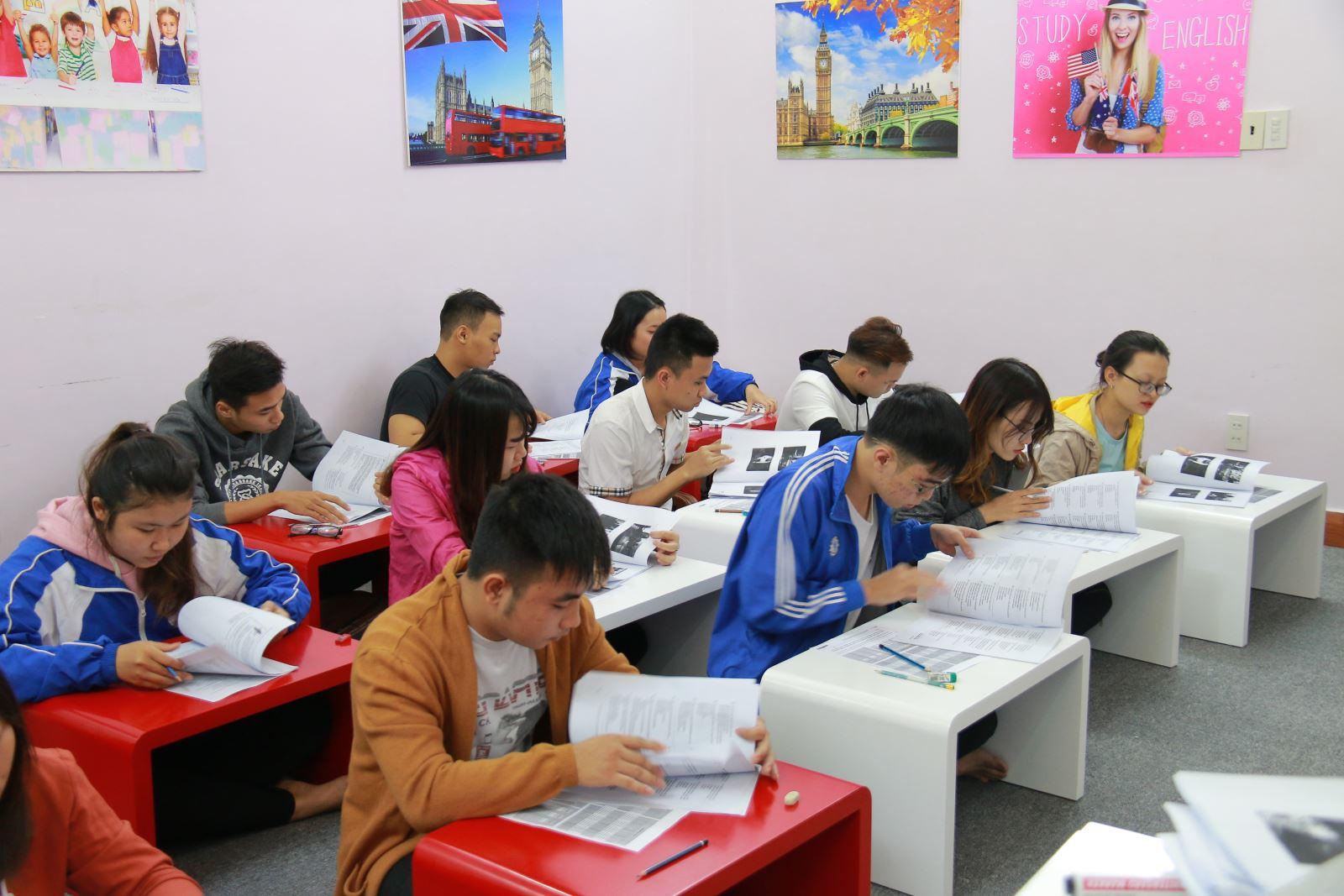 Học tiếng Nhật a3 tại Hải Phòng