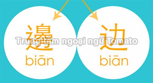 Học tiếng Trung Hải Phòng