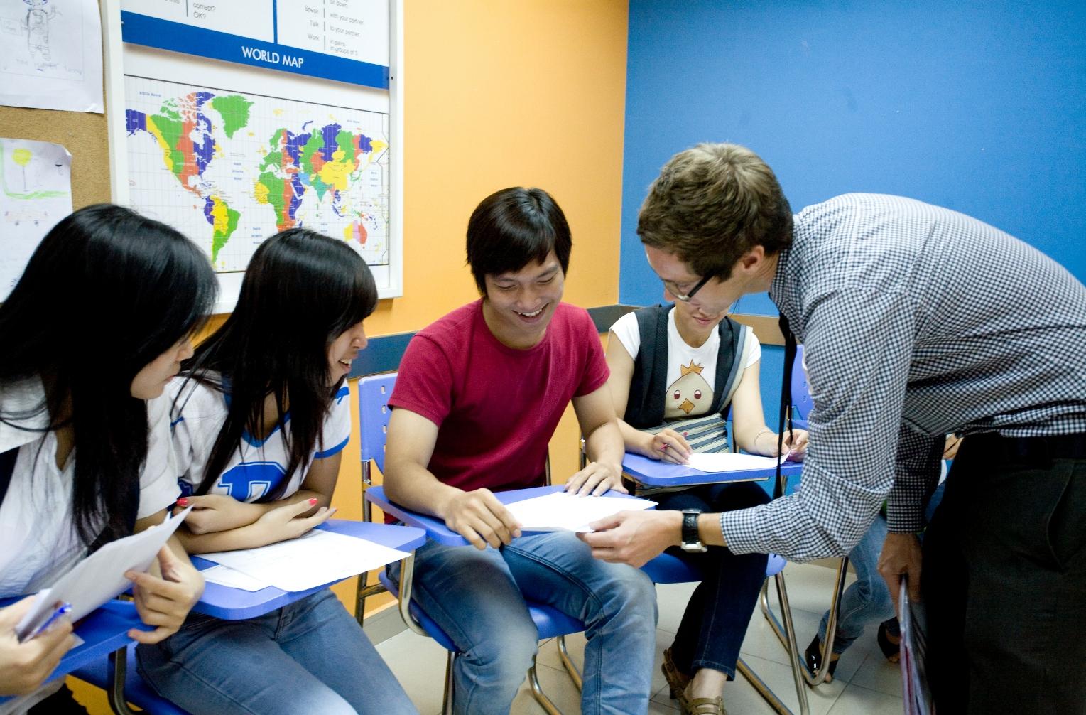 Học TOEIC tại quận Hồng Bàng Hải Phòng