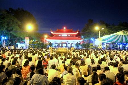 Lễ hội VU Lan của người Trung Quốc