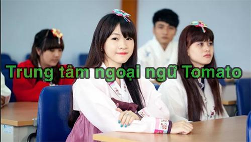 Trung tam ngoai ngu Hai Phong TOMATO đào tạo tiếng Hàn sơ cấptại An Lão