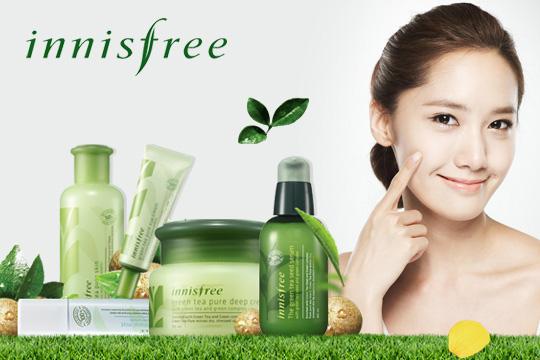 mỹ phẩm thiên nhiên Hàn Quốc