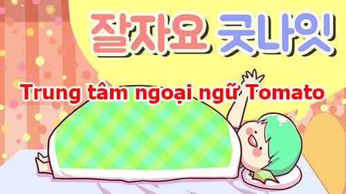Những câu giao tiếp cơ bản tiếng Hàn