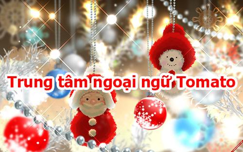 Những từ vựng tiếng Hàn về giáng sinh