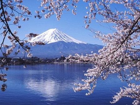 Núi Phú Sỹ Nhật Bản