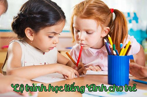 Phương pháp học tiếng anh hiệu quả cho trẻ em