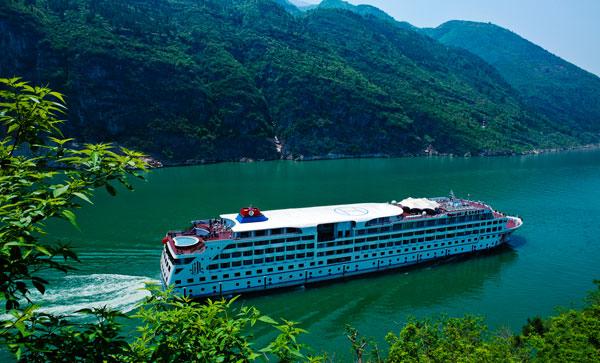 sông Dương Tử Trung Quốc