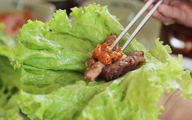 thịt nướng bbq hàn quốc