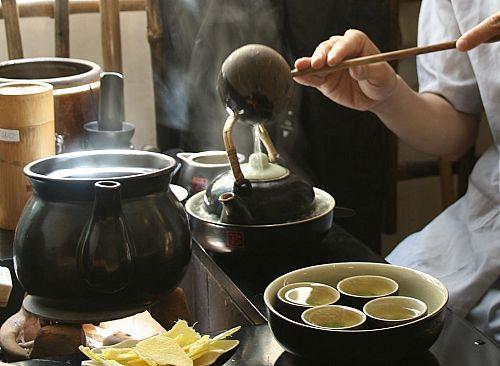 Trà đạo - phong tục Nhật Bản