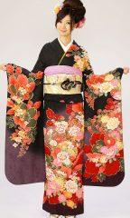 trang phục dành cho cô gái độc thân ở Nhật Bản