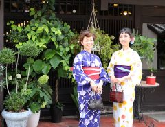 trang phục Yukata Nhật Bản