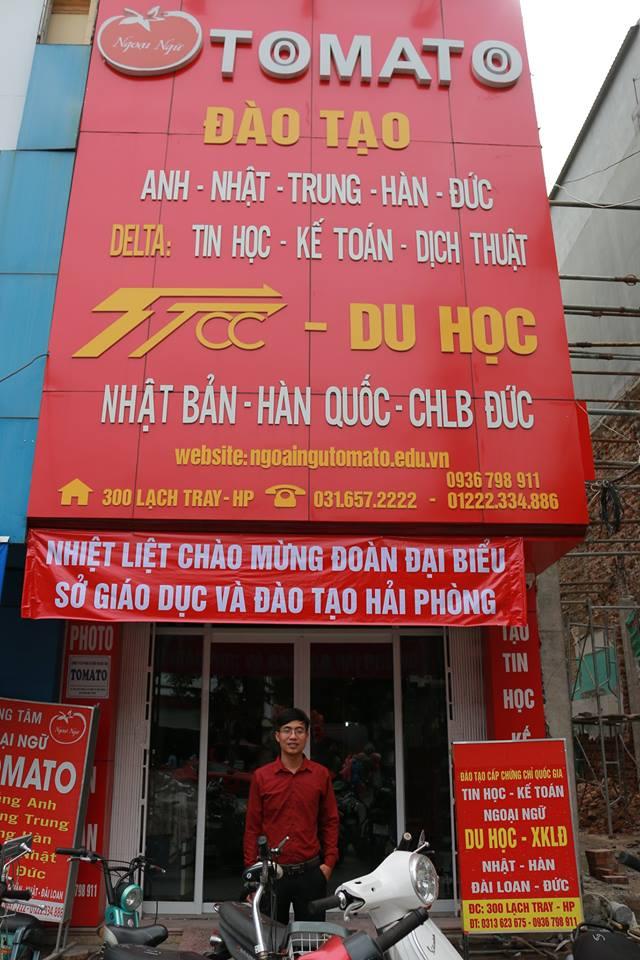 Hoc tieng Nhat o Hai Phong đâu tốt nhất?