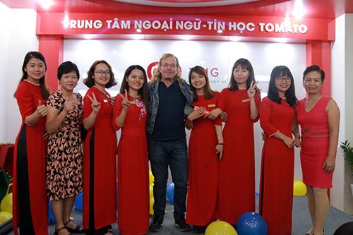 Trung tâm tiếng Trung Hải Phòng Tomato