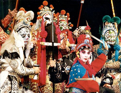 Văn hóa và con người Trung Quốc