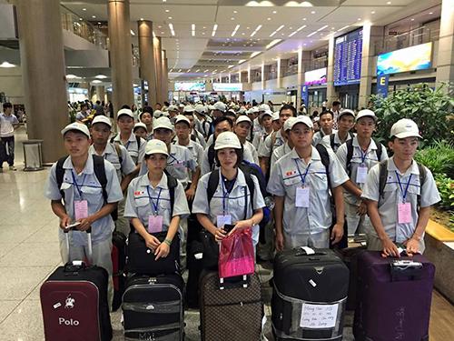 Xuất khẩu lao động tại Quảng Ninh